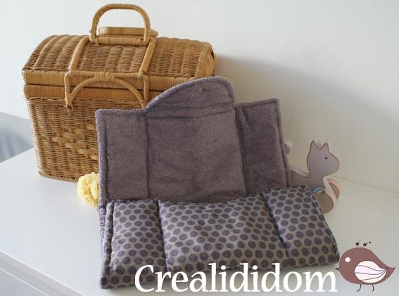 tapis langer nomade crealididom. Black Bedroom Furniture Sets. Home Design Ideas