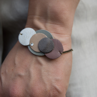 Tildam-braceletpastille-mauve