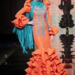 traje-flamenca-naranja