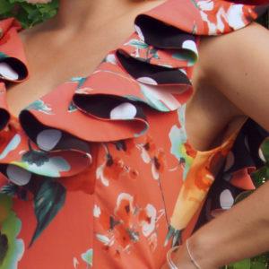 robe flamenco crealididom modele patrones moda flamenca